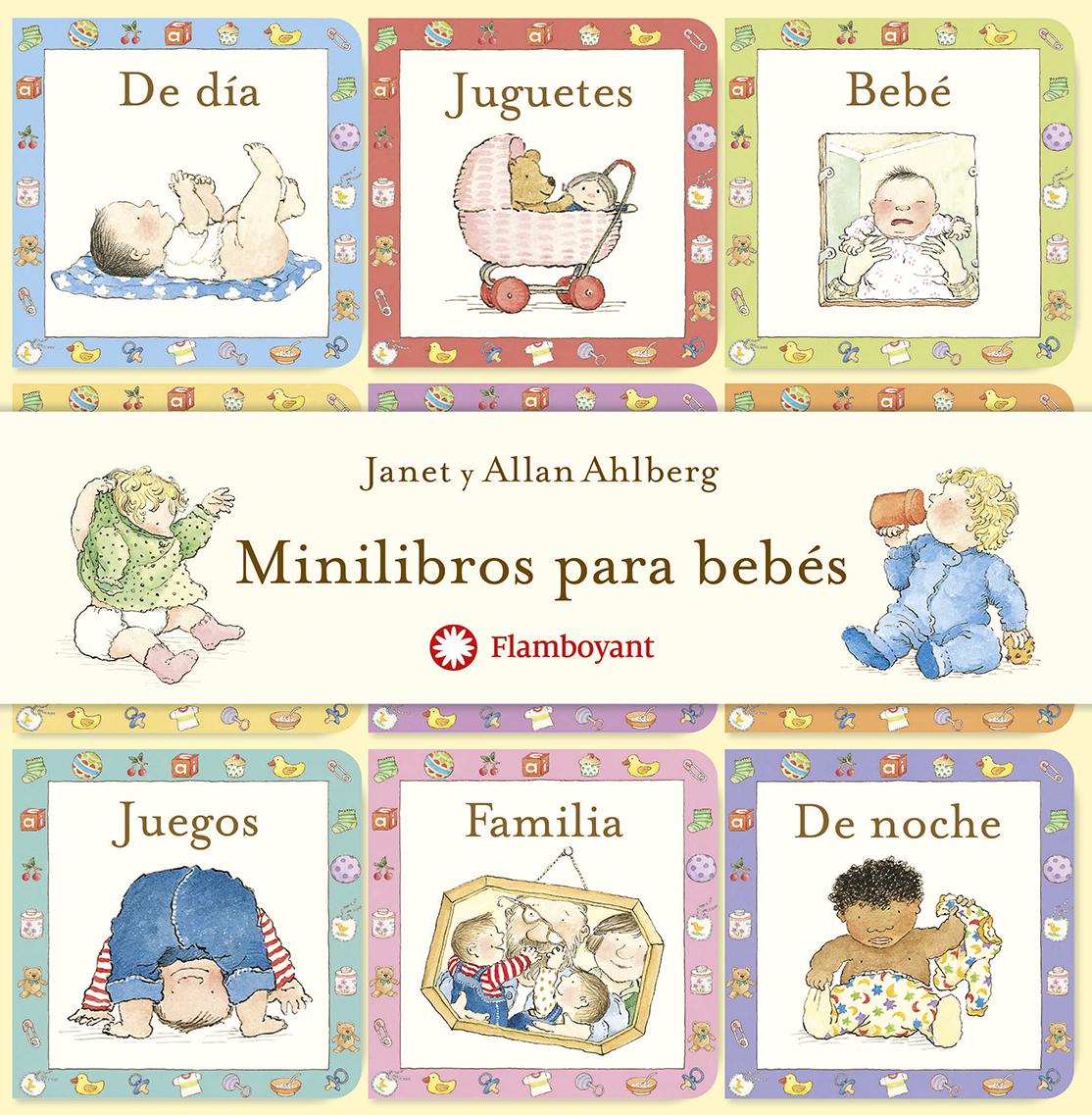 Resultado de imagen de minilibros para bebés